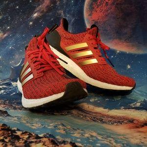 Adidas Ultraboost GOT House Lannister Size 8.5